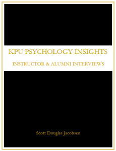 KPU Psychology Insights - Instructor & Alumni Interviews