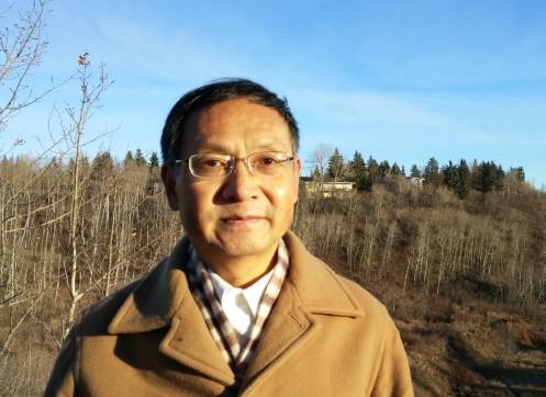 Professor Junye Wang