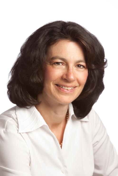 Patricia Smiling
