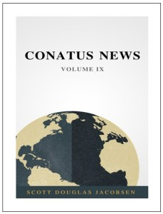 Conatus News - Volume IX