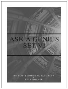 Ask A Genius - Set VI