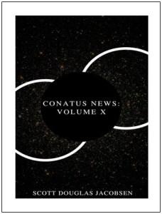 Conatus News - Volume X Title