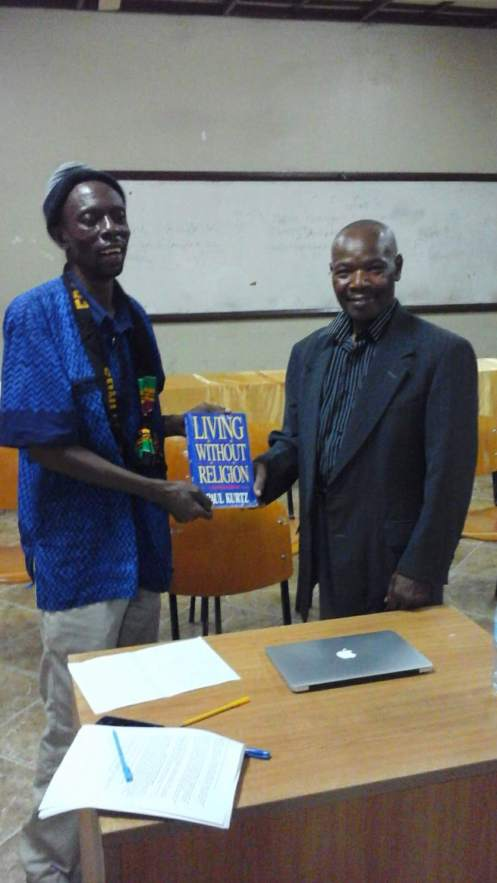 An Interview to a Tanzanian Emeritus Professor Alex L. Mwakikoti on Living Without a Religion and More Scott Douglas Jacobsen In-Sight Publishing